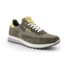 Sneaker Uomo Igi&Co in Camoscio Verde Militare - 5127433