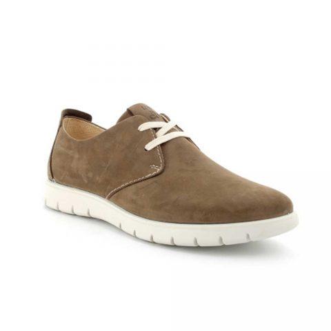 Sneaker Uomo Igi&Co in Nabuk Marrone - 5115422