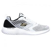 Sneaker Uomo Skechers Bounder Verkona Bianca - 232004WBK