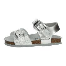 Sandalo Bambina Grunland Junior Aria Argento - SB122140