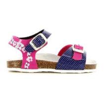 Sandalo Bambina Grunland Junior Deha Fuxia Blu - SB044070