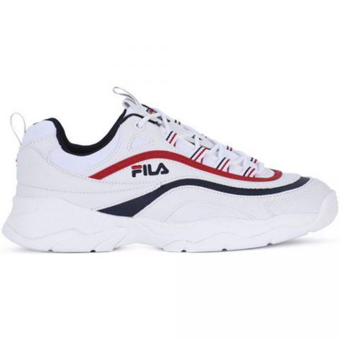 Scarpa Sportiva Uomo Fila Ray Low Bianca - 1010561150
