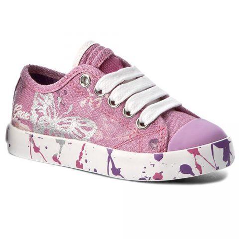Sneaker Bambina Geox J Ciak G. D Fucsia - J7204D000GFC0886