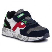 Sneaker Bambino Primigi Navy e Nera - 5453722