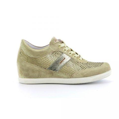 Sneaker Donna Igi&Co Rete in Camiscio Visone - 5271155