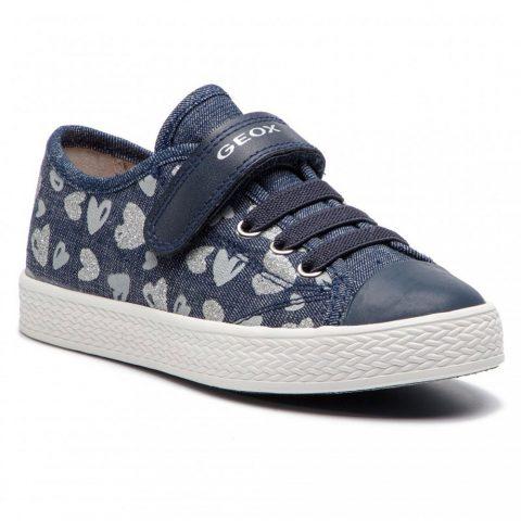 Sneaker Ragazza Geox J Ciak G. J Jeans - J9204J000SBC4138