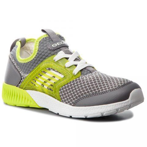 Sneaker Ragazzo Geox J Sveth B. A Grigia - J826PA014BUC0666