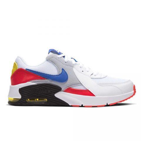 Sneaker Ragazzo Nike Air Max Excee Bianca - CD6894101