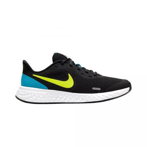 Sneaker Ragazzo Nike Revolution 5 Nera - BQ5671076