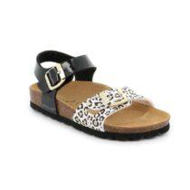 Sandalo Bambina Grunland Junior Luce Nero Multi - SB152540