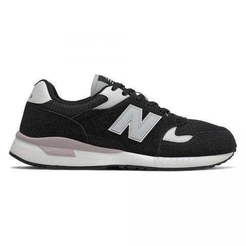 Sneaker Uomo New Balance Lifestyle Nero - NBML570BNH