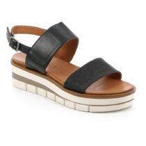 Sandalo Donna Grunland Fama Nero - SA2543I8
