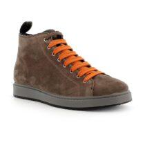 Sneaker Alta Uomo Igi&Co in Camoscio Marrone - 6130222