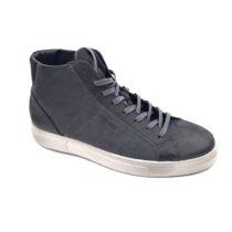 Sneaker Alta Uomo Igi&Co in Pelle Grigia - 6131933
