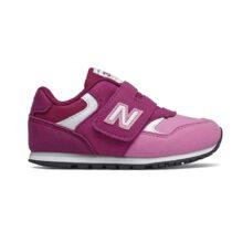 Sneaker Bambina New Balance Kids in Tessuto Rosa - IV393TPK