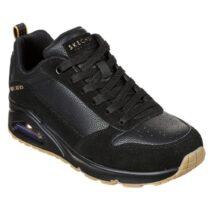 Sneaker Donna Skechers Uno Nero - 155132BBK