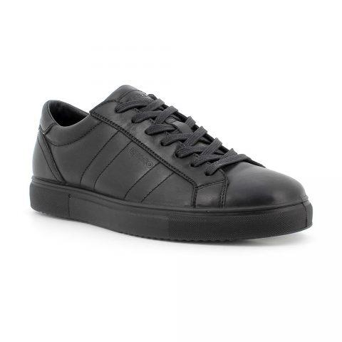 Sneaker Uomo Igi&Co in Pelle Nera - 6131800