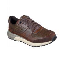 Sneaker Uomo Skechers Felano Neres Marrone - 66398BRN