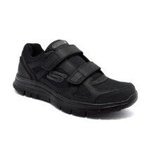 Sneaker Uomo Skechers Flex Advantage Nera - 58365BBK