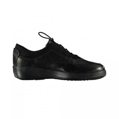 Sneaker Donna Stonefly Paseo IV 22 Nappa Nera - 214534000