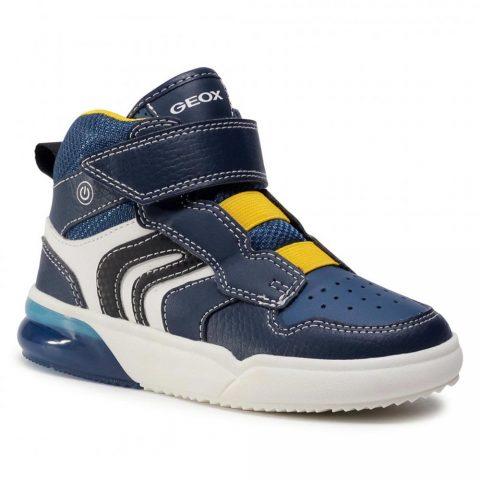 Sneaker Ragazzo Geox J Grayjay B. D Navy - J049YD0BU11C0657