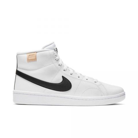 Sneaker Uomo Nike Court Royale 2 Mid Bianca - CQ9179100