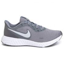 Sneaker-Uomo-Nike-Revolution-5-Grigia---BQ3204005