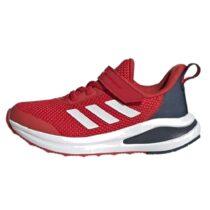 Scarpa Sportiva Bambino Adidas FortaRun Rossa - FY1344