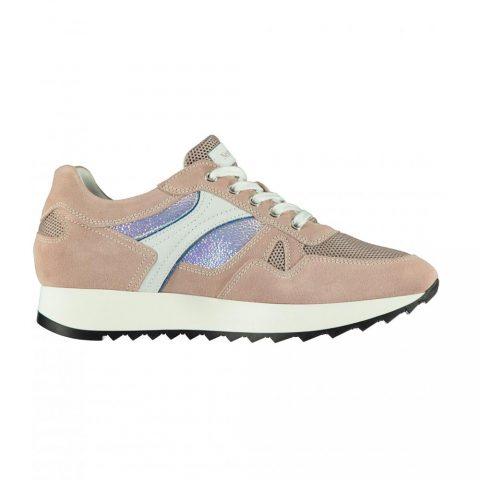 Sneaker Donna Nero Giardini Peonia Phard - E010524D429