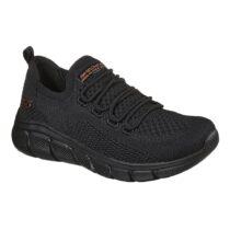 Sneaker Donna Skechers Bobs B Flex Nera - 117121BBK