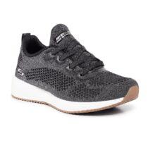 Sneaker Donna Skechers Bobs Squad Nera - 117006BLK