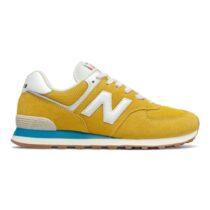 Sneaker Uomo New Balance Lifestyle Gialla - ML574HB2