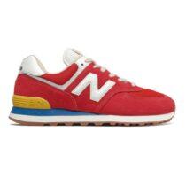 Sneaker Uomo New Balance Lifestyle Rossa - ML574HA2