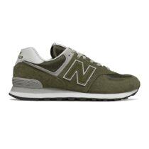 Sneaker Uomo New Balance Lifestyle Verde Oliva - ML574EGO