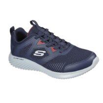 Sneaker Uomo Skechers Bounder High Navy - 232279NVY