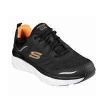 Sneaker Uomo Skechers D Lux Walker Nera - 232044BKW
