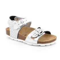 Sandalo Bambina Grunland Junior Luce Argento - SB167540