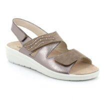 Sandalo Donna Grunland Daby Taupe - SE007459