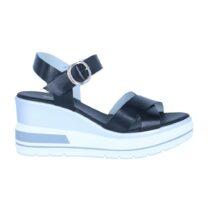 Sandalo Donna Nero Giardini Tamigi Nero - E115766D100