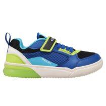 Sneaker Bambino Geox Gray Jay Royal Lime - J159YD014BUC4344