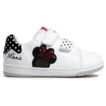 Sneaker Bambina Geox B B N.Flick G. A Bianca - B151HA08502C0404