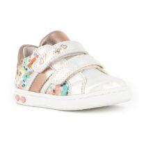 Sneaker Bambina Primigi Baby Like Bianca Multicolor - 7404022