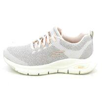 Sneaker Donna Running Skechers Arch Fit Infinite Rosa - 149058NTLP