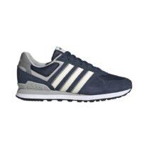 Sneaker Uomo Adidas Running 10K Blu e Grigia - GZ8597