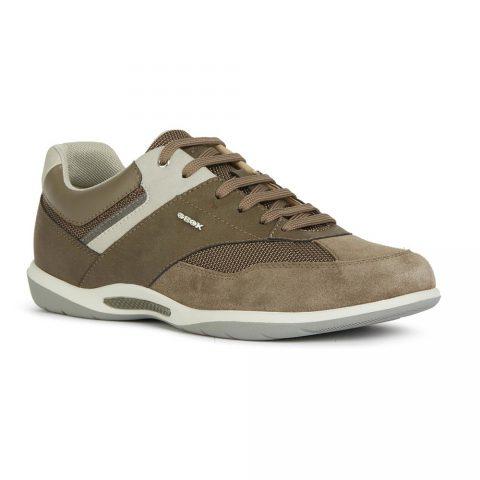 Sneaker Uomo Geox Volere Grigia - U04ADA0EK22C1018