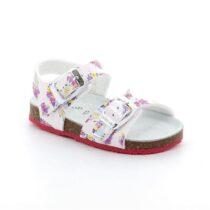 Sandalo Bambina Grunland Junior Fantasia Bianco Fuxia - SB165040