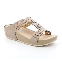 Sandalo Donna Grunland Dira Platino - CI2880C9