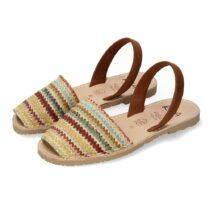 Sandalo Donna Ria Menorca Maori Rueda Caramelo - 27062S2C1