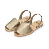 Sandalo Donna Ria Menorca Metalgrain Onix - 20002S2