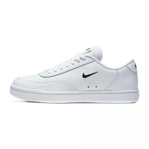 Sneaker Donna Nike Court Vintage Bianca - CJ1476101